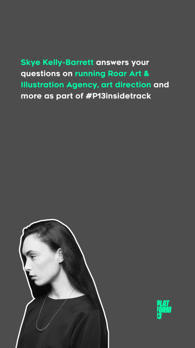 #P13insidetrack : Skye Kelly-Barrett