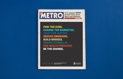 Metro UEL coverwrap