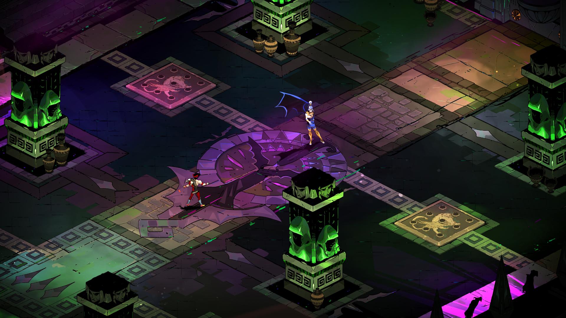 Hades- Supergiant Games