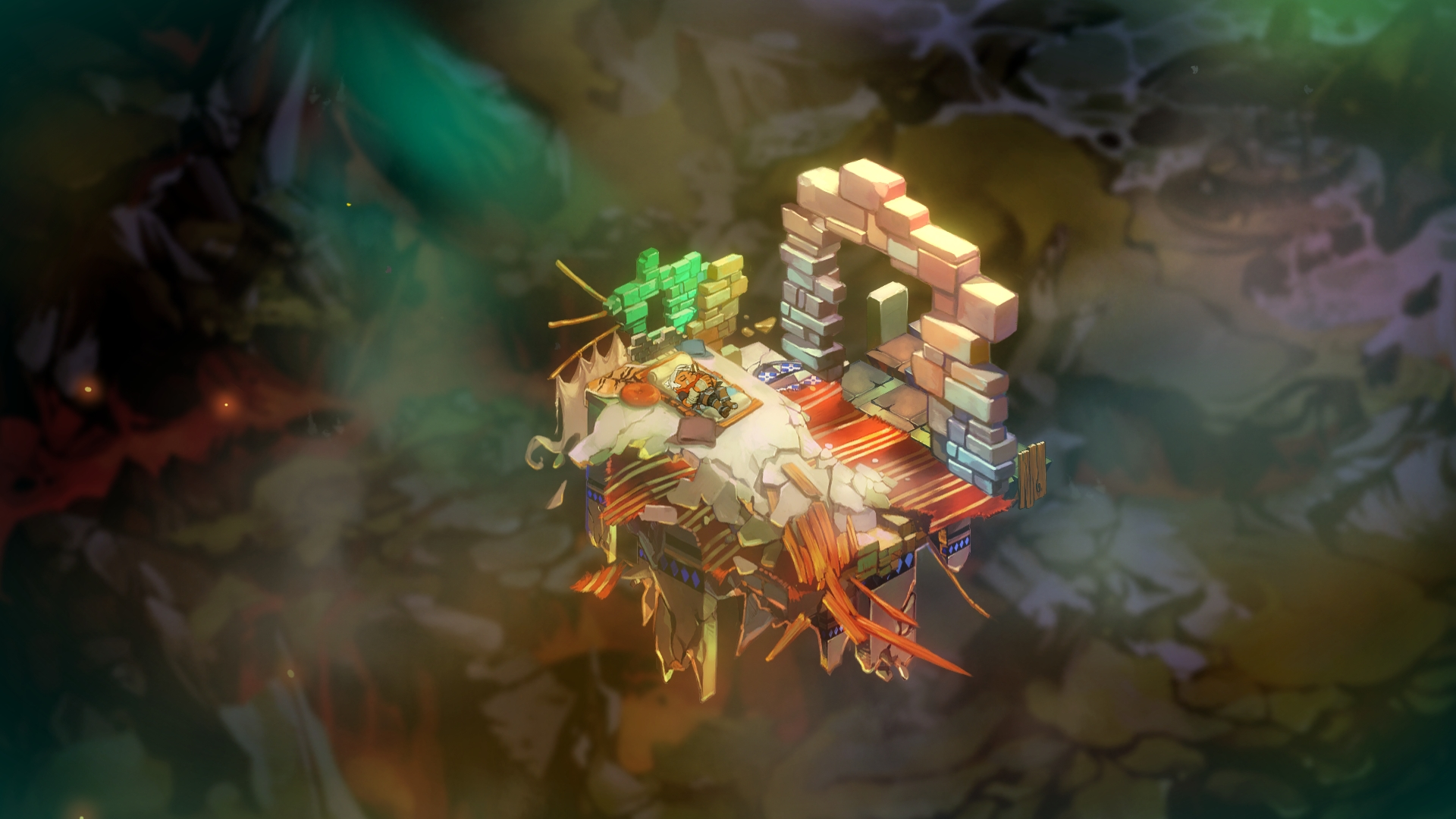 Bastion Coming to PlayStation 4 and PS Vita in 2015! | undefined