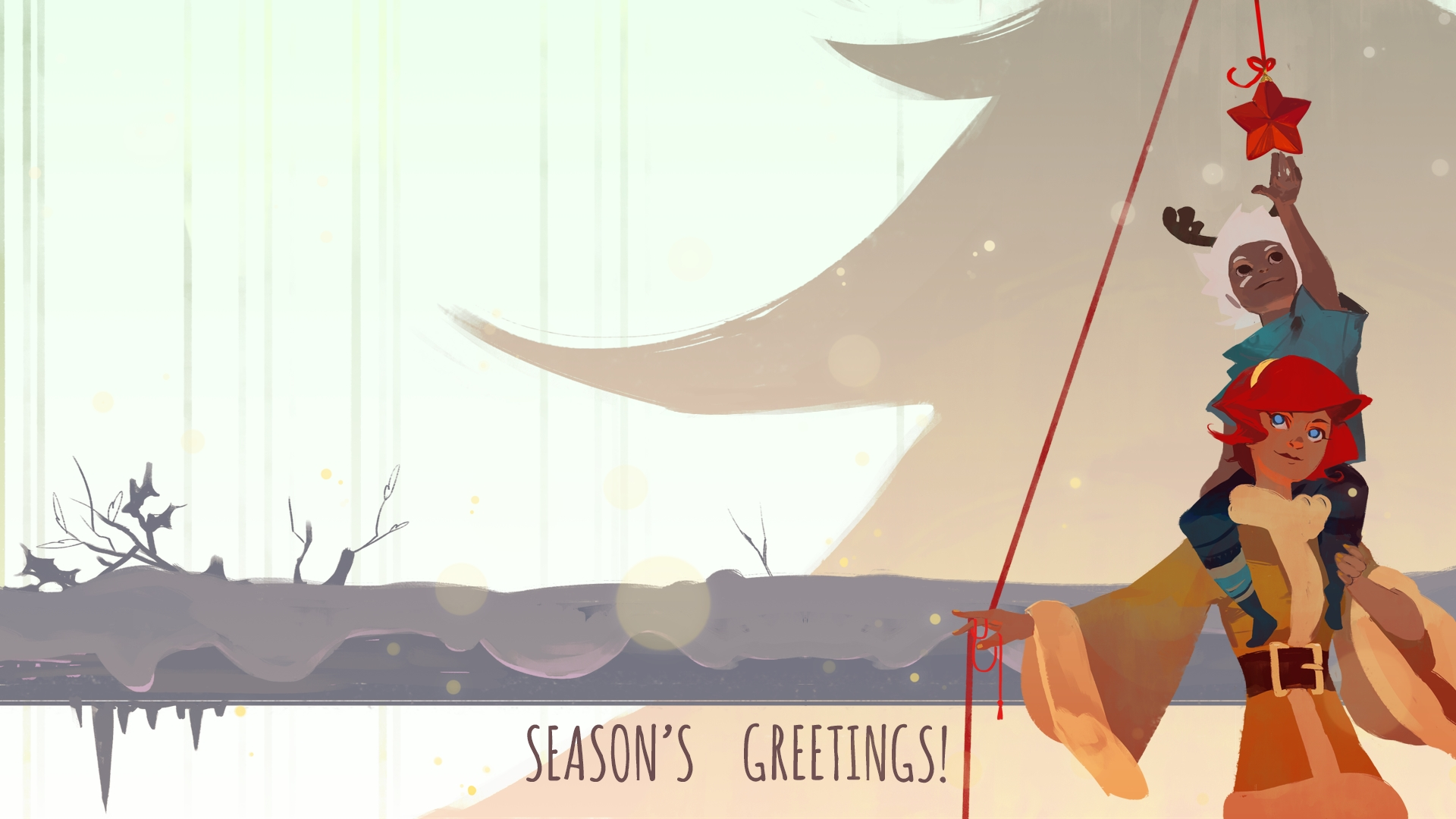 Happy Holidays from Supergiant! | undefined