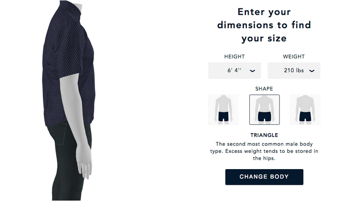 Customer experience example = Mizzen + Main