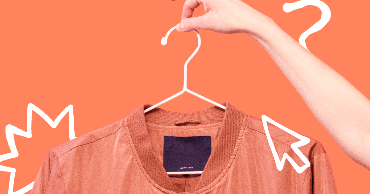 How to communicate sizing online
