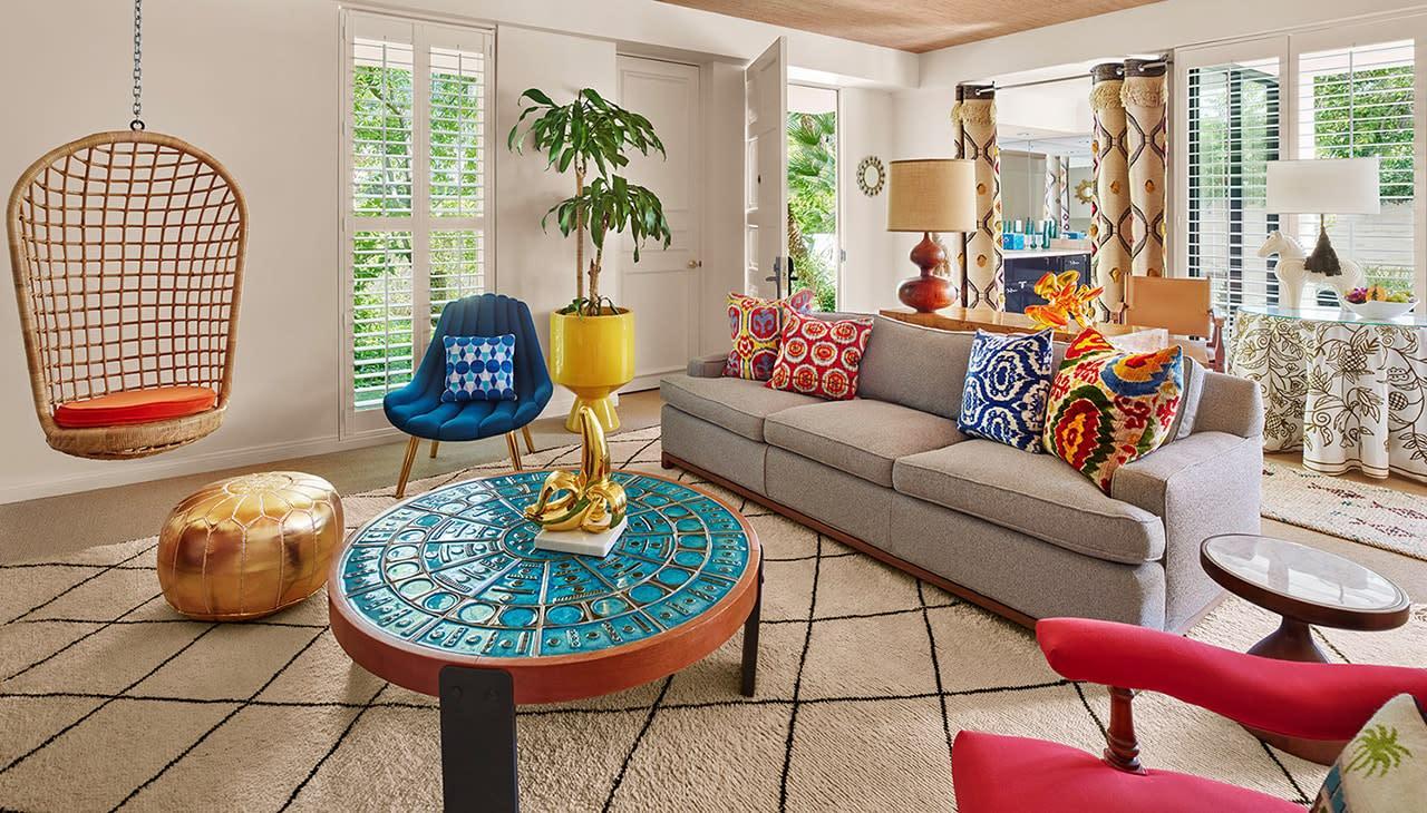 Parker Rooms The Best Luxury Palm Springs Resort