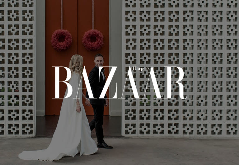 Harper's Bazaar, click to see press clipping