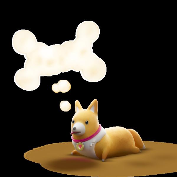 A ProtoPie dog