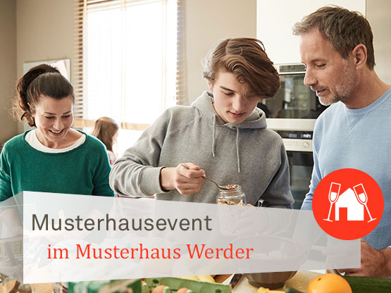 Thermomix meets OKAL Musterhaus Werder