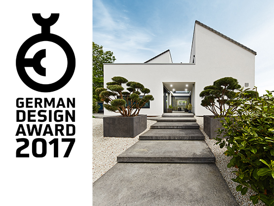 German Design Award für innovatives Hauskonzept