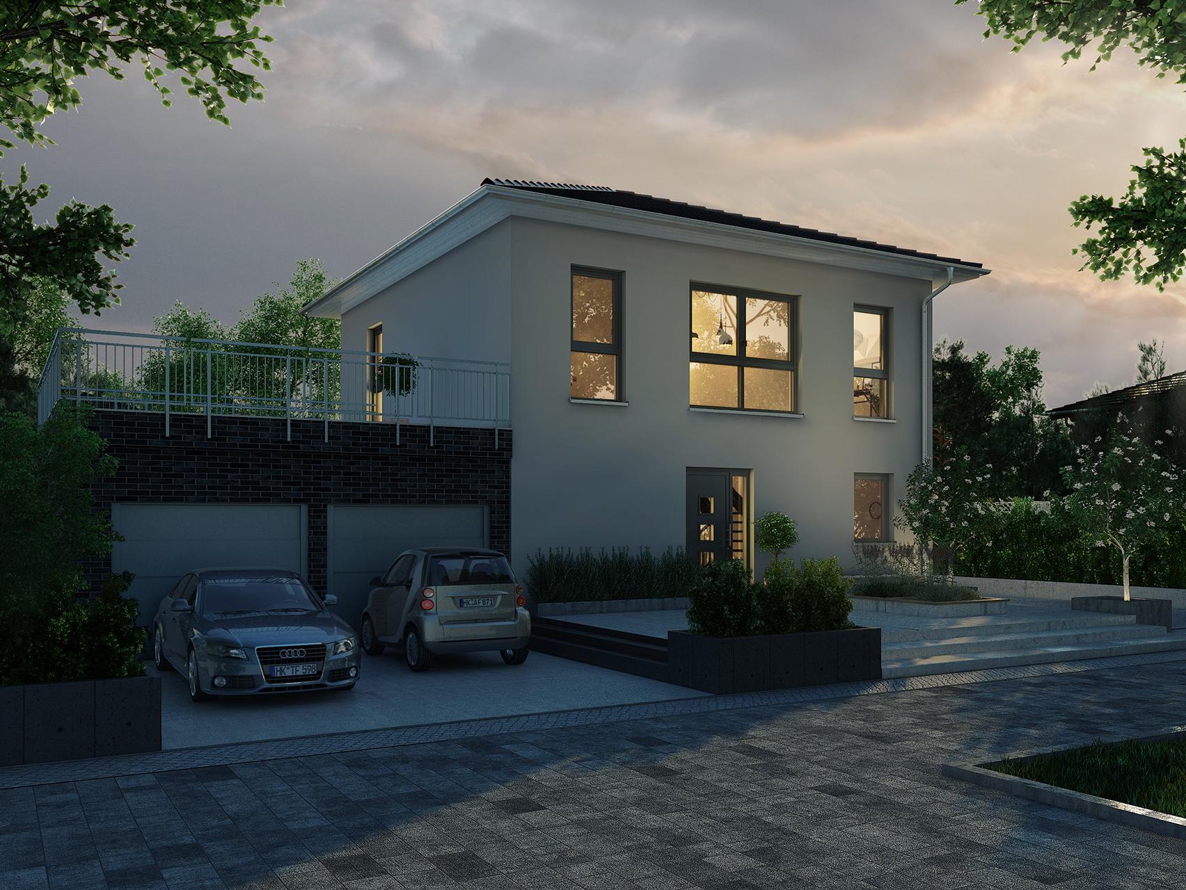 Okal Haus planungsvorschlag revolution plus 143 v3