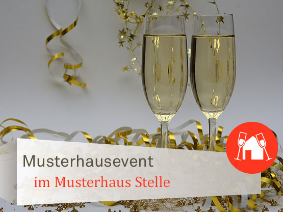Happy New Year im OKAL Musterhaus Stelle