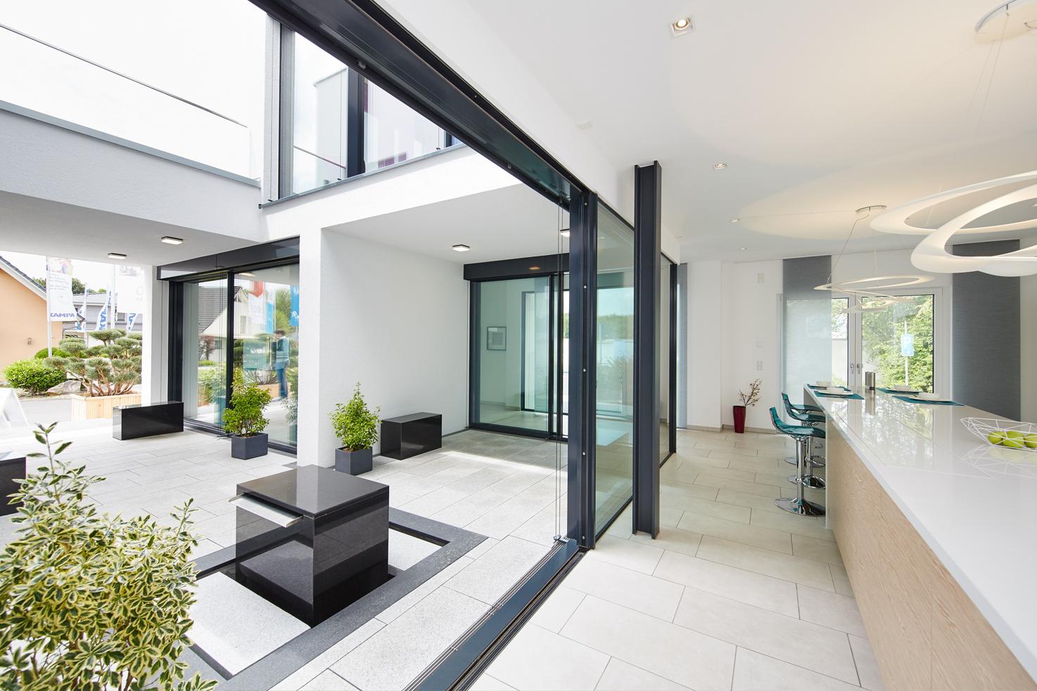 Musterhaus inneneinrichtung bad for Moderne inneneinrichtung haus