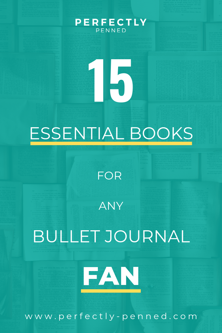 15-essential-books-for-any-bullet-journal-fan