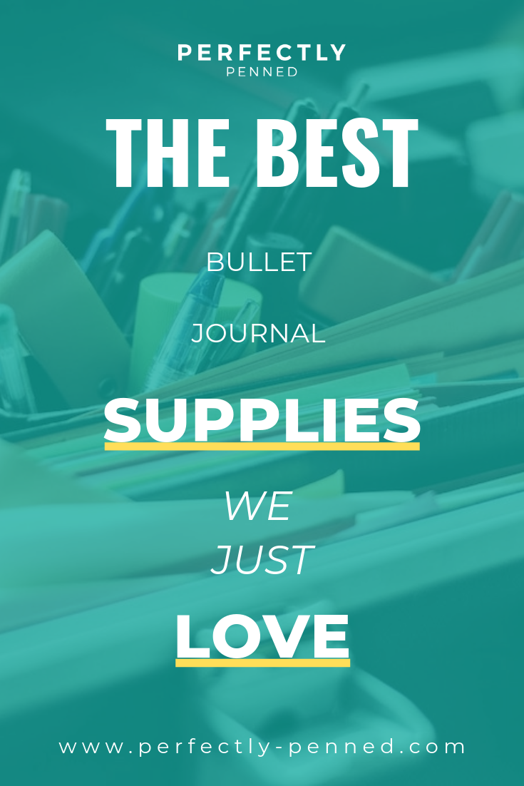 our-pick-of-the-best-bullet-journal-supplies