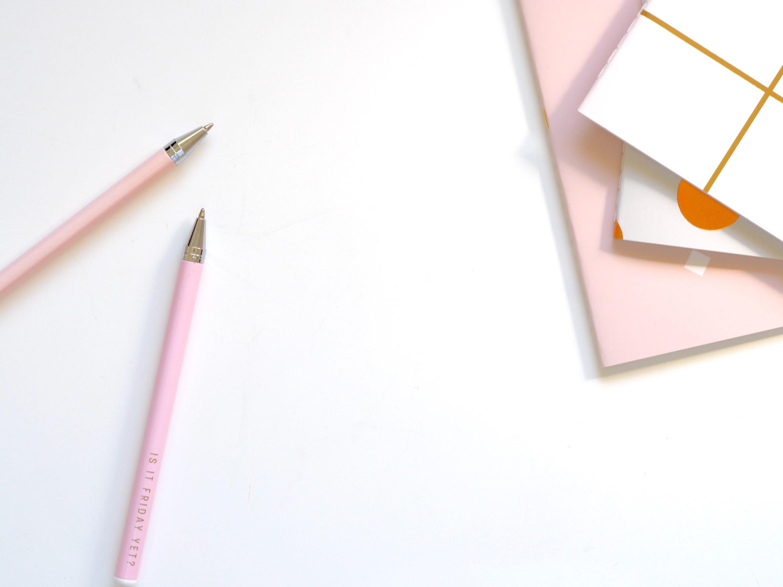 pink-pens-and-notepads
