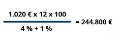 Baufi Berechnung