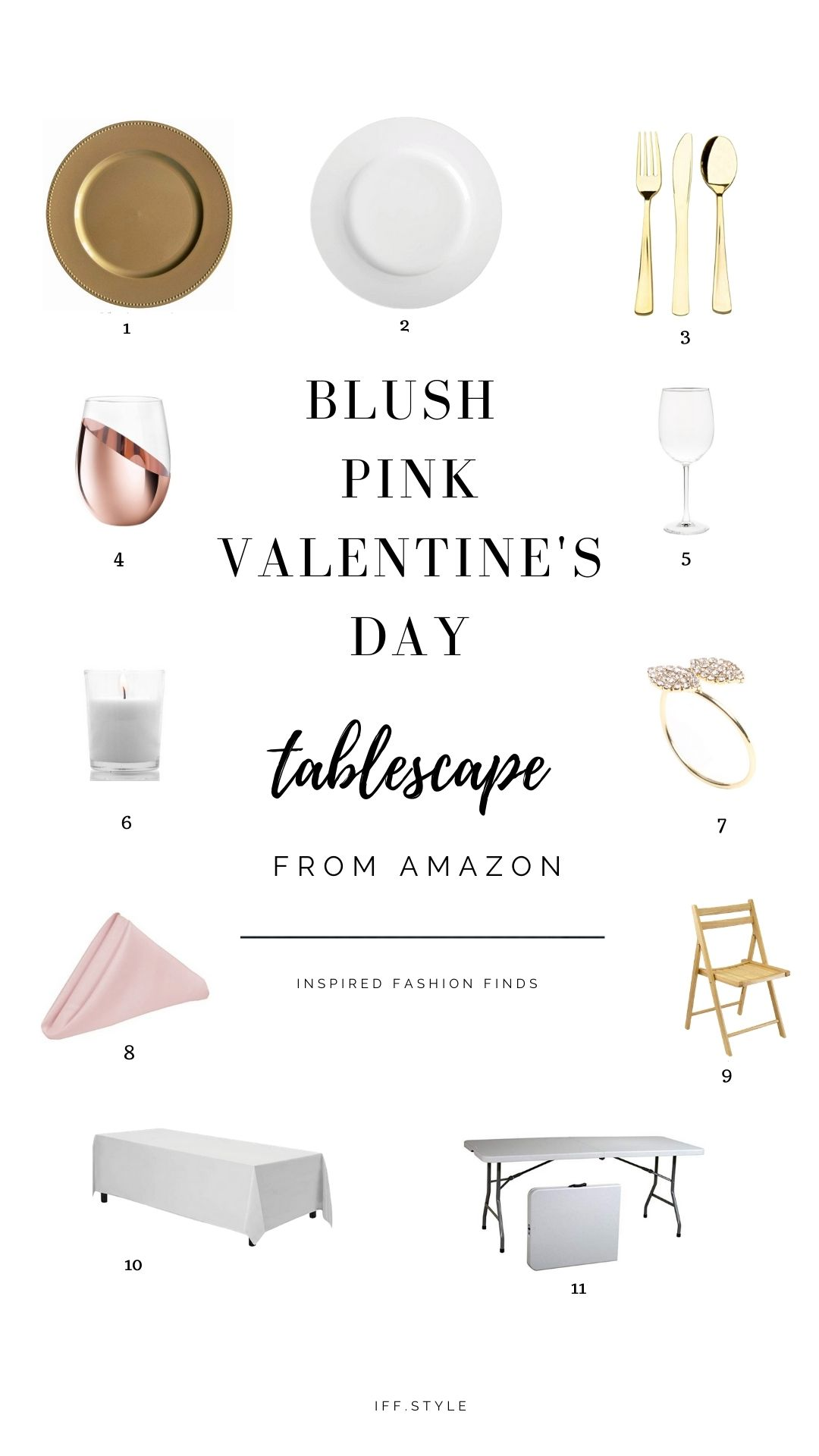 Pinterest Pin-Valentine Blush Pink tablescape