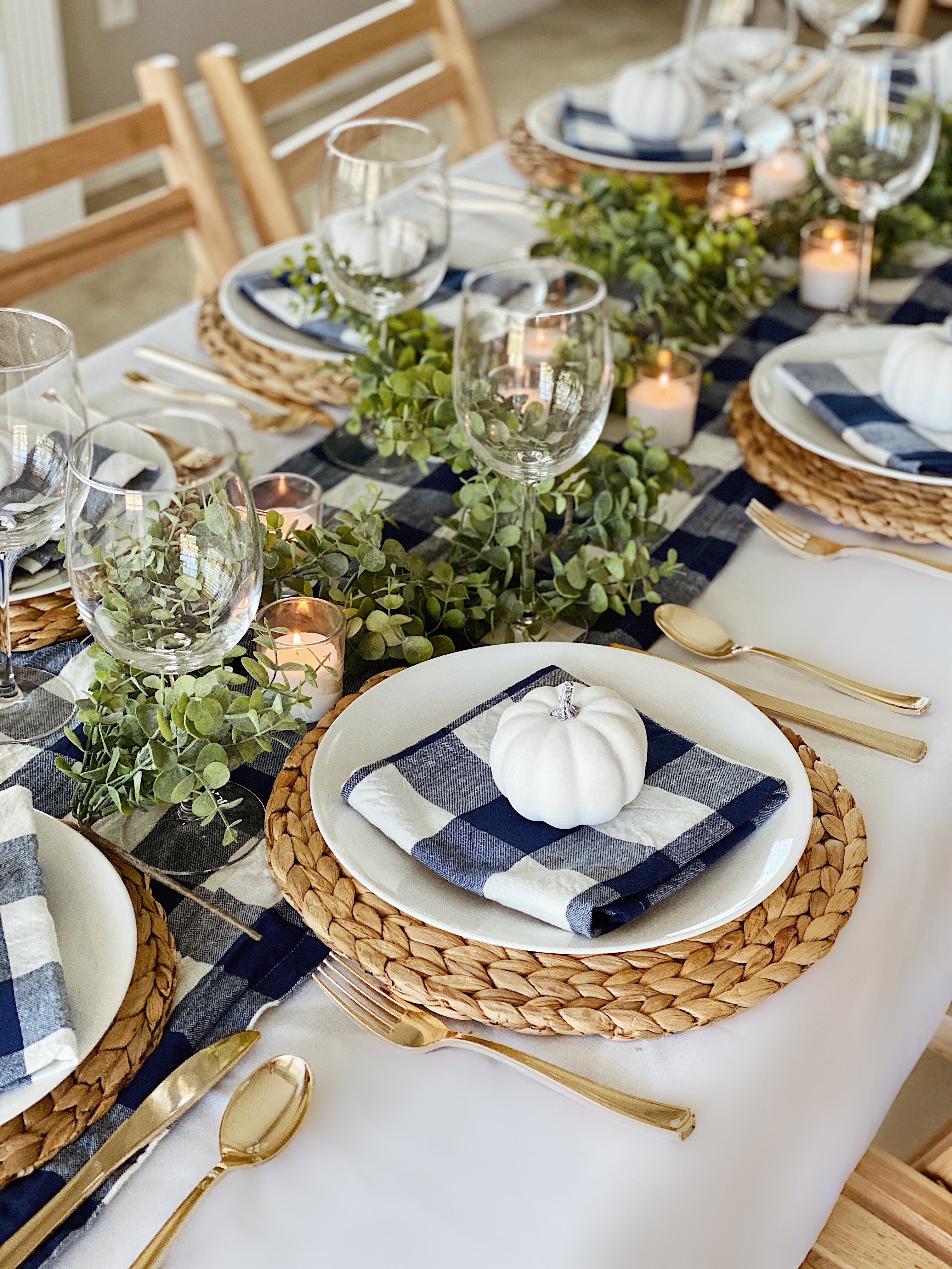 HD-Events Decor-Thanksgiving Gingham 2
