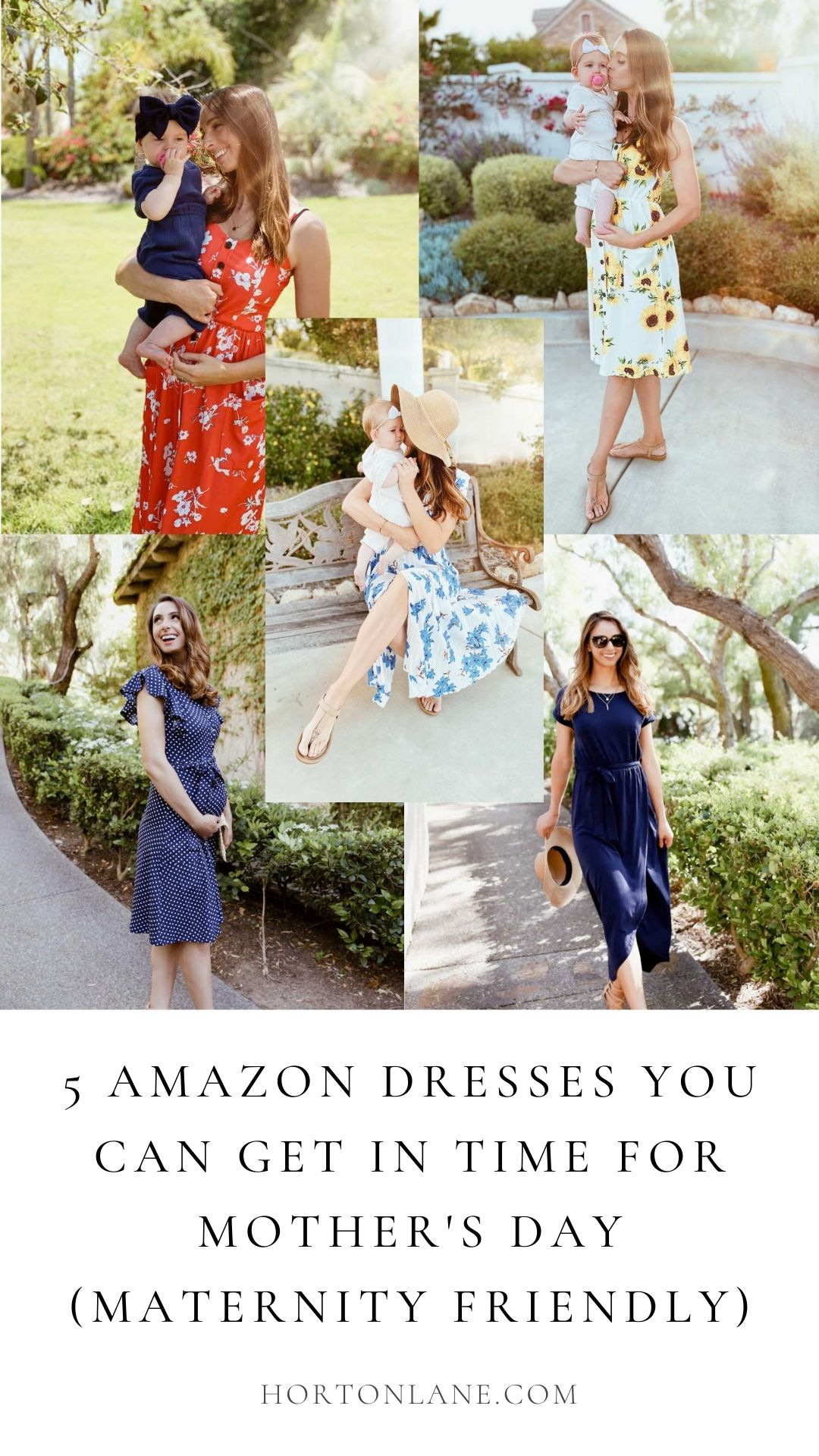Pinterest Pin-5 Amazon Mother's Day Dresses