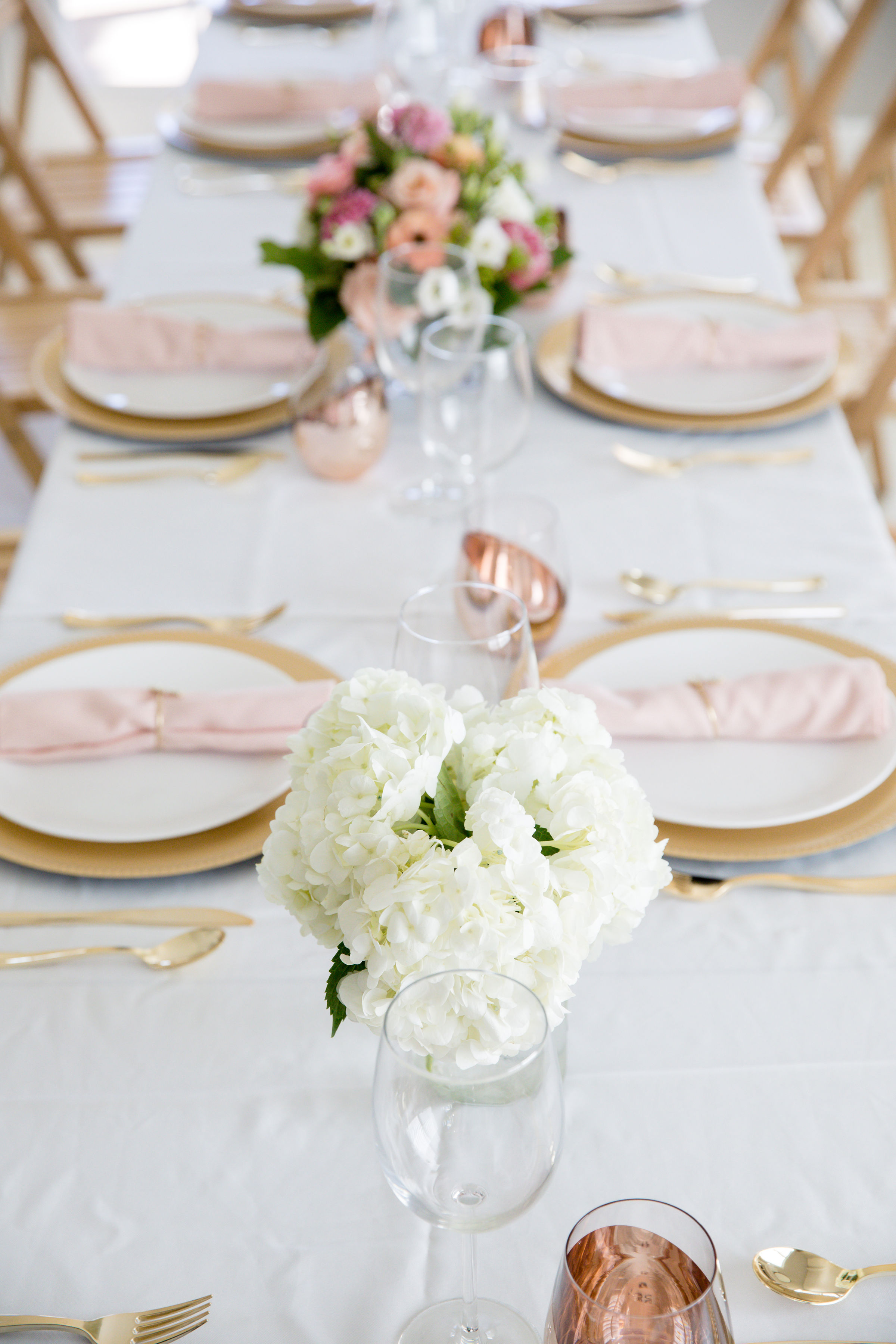 HD-Events Decor-Bridal Galentines Valentines Tabelscape Bridal Shower Baby Shower Baptism Brunch Blush Pink 2