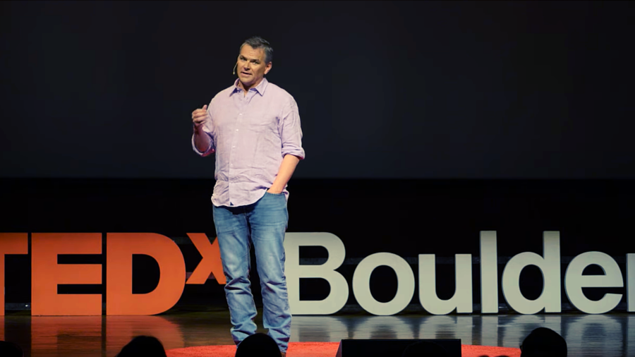 Ned Breslin, TEDxBoulder 2019 - With Everyone Forever