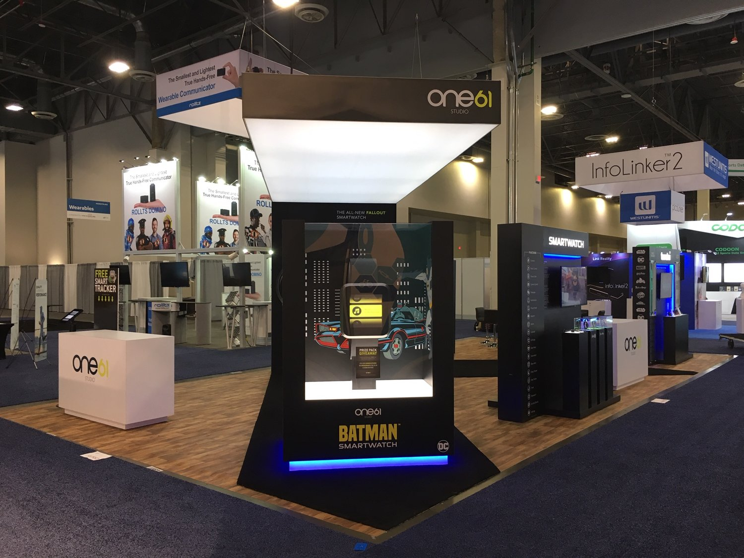 ONE61 IS BACK AT CES!