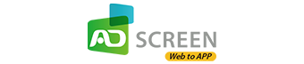 Adscreen Web to App