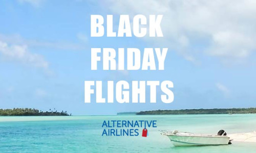 Get the Best Black Friday Flight Deals