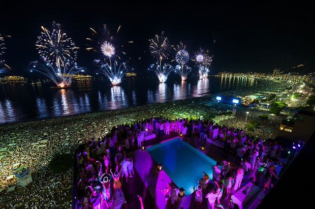 Copacabana New Years Eve