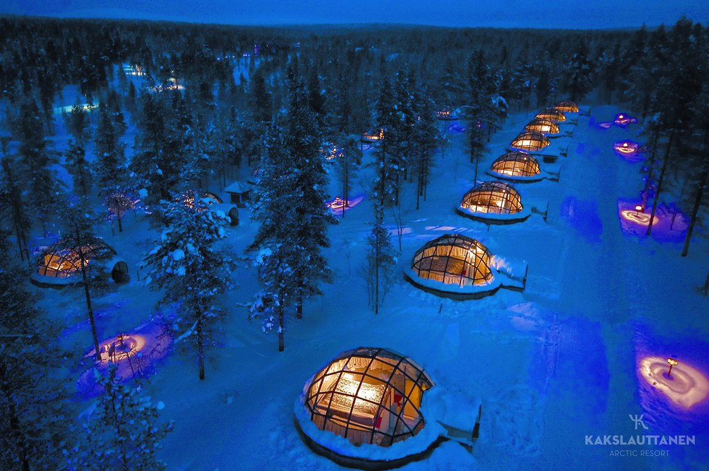 8 Of The Most Unique Hotels Around
