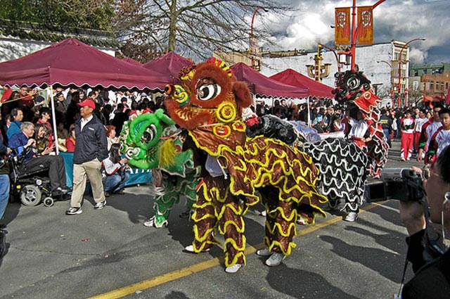 Vancouver Lunar New Year