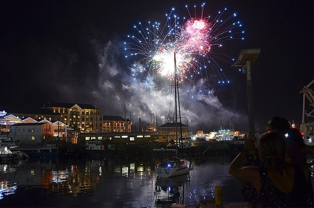 Cape Town New Year's Eve