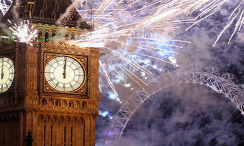Best Cities For New Year's Eve