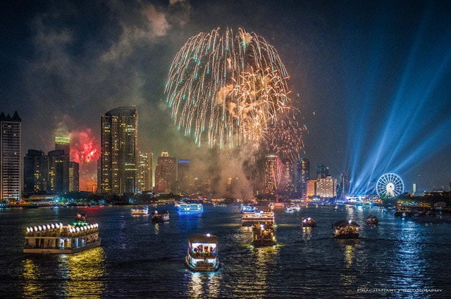 Bangkok New Year's Eve