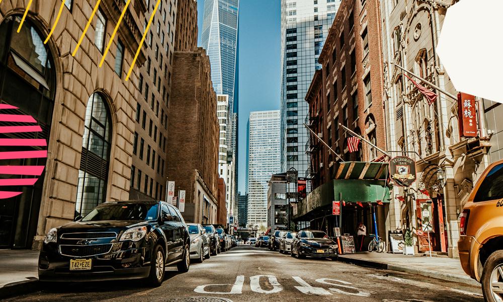 "a new york street ""A"