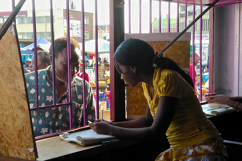 mobile money Zimbabwe