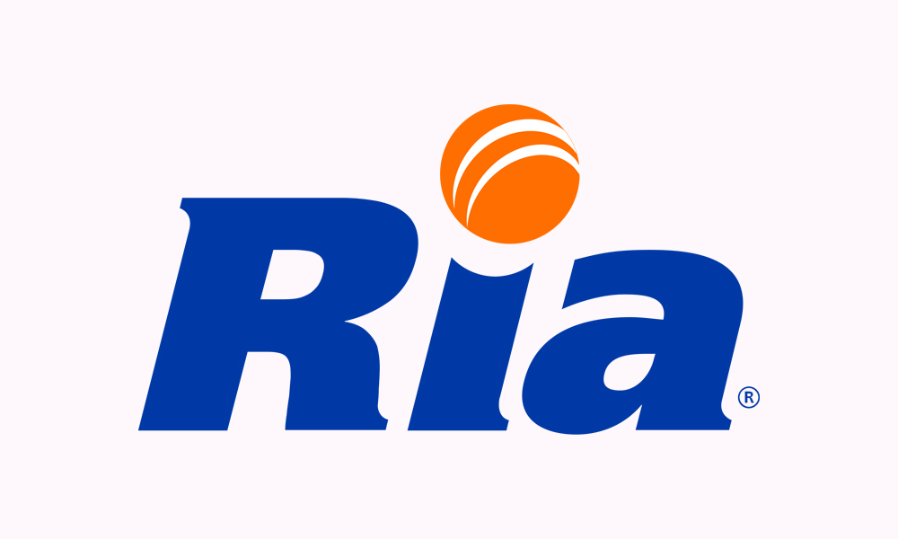 "Ria logo""A"