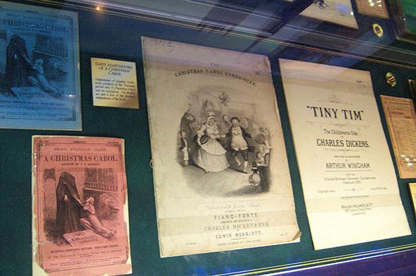Charles Dickens manuscripts
