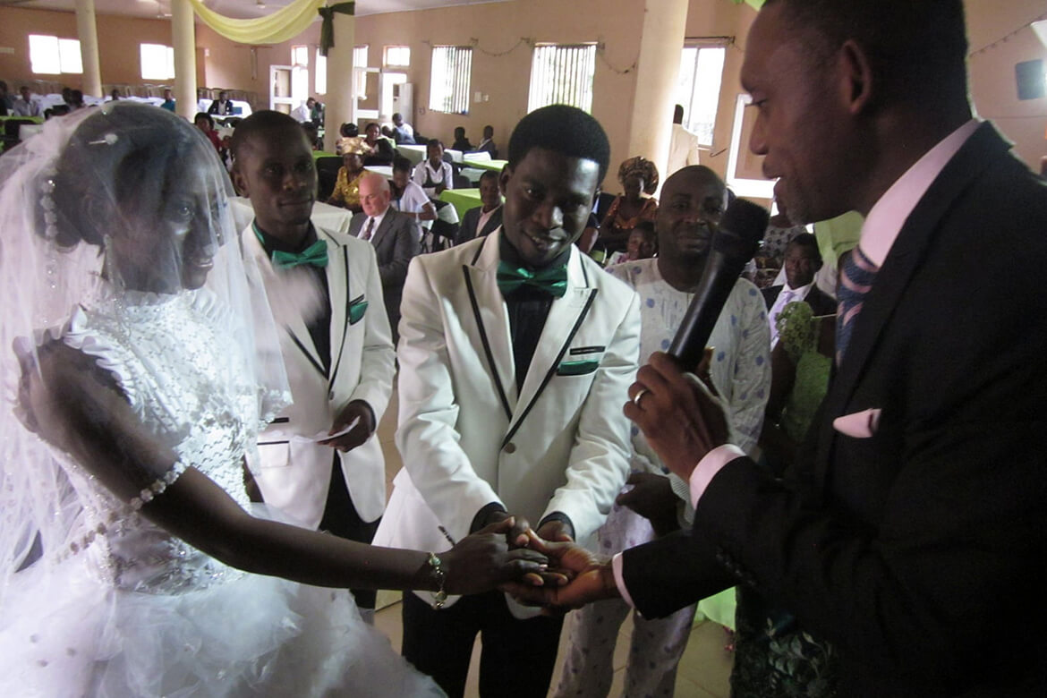 Wedding in Nigeria