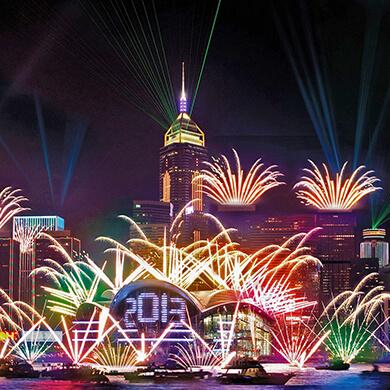 Envie de feux d'artifice pour le Nouvel An ? Zoom sur les festivités prévues à travers le monde