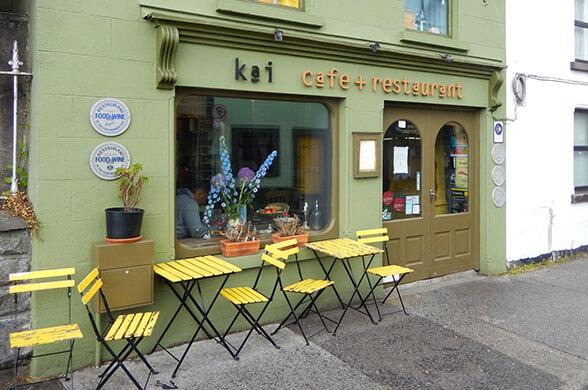 Kai Restaurant Galway