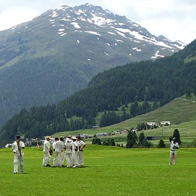 La Suisse, l'autre pays du cricket