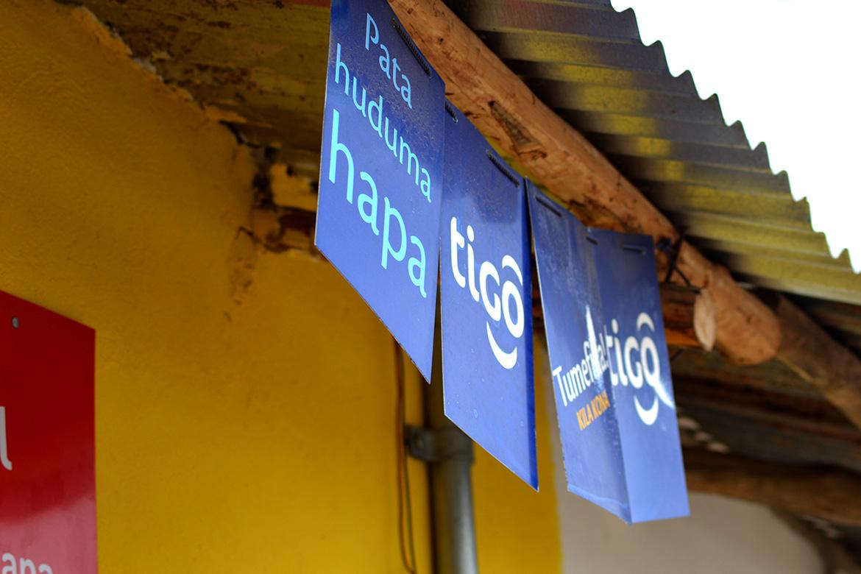 Tigo Pesa mobile money in Tanzania