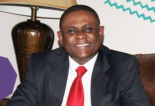 Bennet Omalu, an african migrant recognised as the most influential in 2020 by worldremit posing on a headshot photo