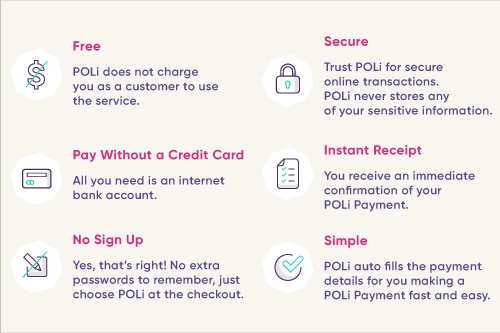What is POLi payment? style=