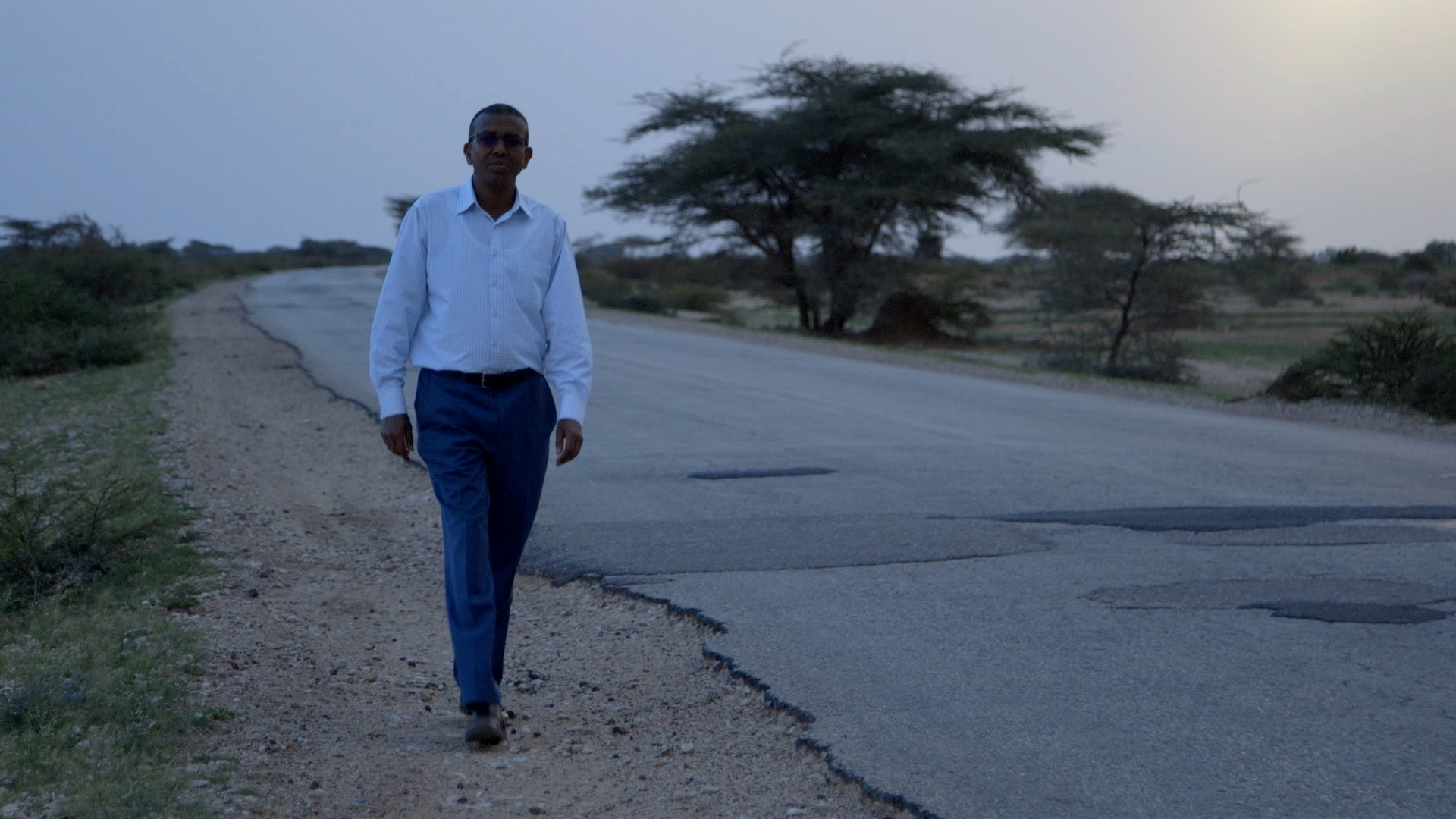 Founder & CEO Ismail Ahmed in Somaliland