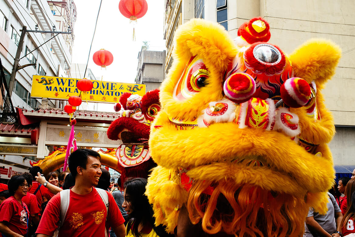 Chinese New Year in Manila