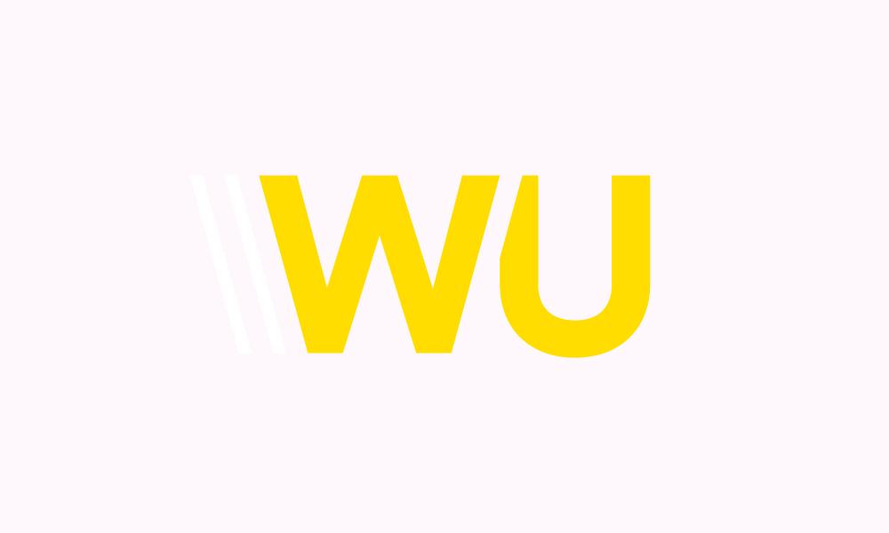 """A Western union logo """"A"""