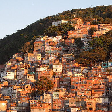 JO d'été 2016 : les favelas se la jouent sur Google Maps