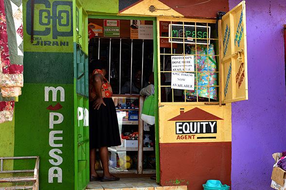 mobile money Nairobi
