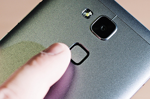 fingerprint sensor Huawei Ascend Mate 7